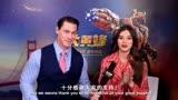 《大黄蜂》称霸中国电影票房榜 约翰塞纳携女主角祝观众新年快乐