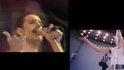 皇后樂隊傳記電影《波西米亞狂想曲》史詩現場完美重現