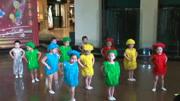 河津吴村幼儿园庆六一文艺汇演中班舞蹈《爵士男孩》