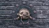捉妖記2:一個門環竟然設密碼,要白百何、井柏然很無奈