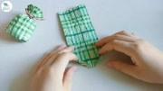 用紙做的迷你高跟鞋,搭配上蝴蝶結和珍珠太精致了,做法也很簡單