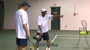 网球视频教程清粉加粉步凑图片