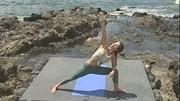 [天天低碳]山西 印度瑜伽大师表演空中瑜伽
