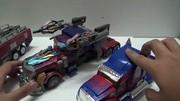 變形金剛3:汽車人車隊遭到霸天虎攻擊,御天敵突然反水射殺鐵皮