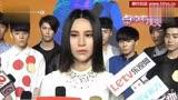 """桌桌有娛-星動態 尚雯婕不懼與tfboys""""正面pk"""" 140703"""