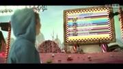 女孩聯手無敵破壞王,獲得賽車冠軍,化身糖果公主
