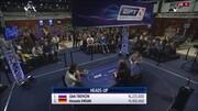 ept12 布拉格 2015 主赛-决赛桌 第7集(共8集)【洪光德州扑克】