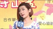 Selina任家萱讲述烧伤后的磨难经历,感动到全场落泪!