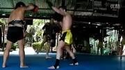 泰有絕招 如何分辨泰拳腳靶和護腿的左右#
