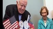 美國前總統卡特透露自己罹患癌癥