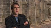 :鄧布利多和斯內普聯手整蠱哈利波特Daniel Radcliffe,在拍攝現場跟