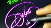 3D 簽名教程和個性簽名教程
