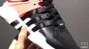How to lace you adidas eqt 93/17 boost tutorial