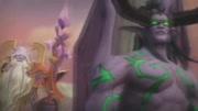 《魔兽世界-阿古斯之影》奇怪的配音