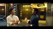 《葉問外傳:張天志》最強反派,釋彥能被一拳打的頸椎錯位!
