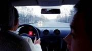 2014年駕考淄博交警支隊教考中心科目二考場2 學車視頻