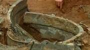 山東一司機挖出怪異青銅器,沒想到竟是高等級戰國大墓?