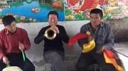 """嗩吶大秧歌曲演奏:秋兒叔侄"""","""