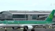 愛爾蘭航空公司執行都柏林飛洛杉磯的兩位女