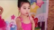 小苹果广场舞儿童版教学幼儿园小苹果街舞母