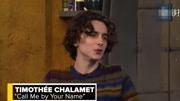 Timothée Chalamet(提莫西·查拉梅)從小到大角色混剪。他是一顆閃