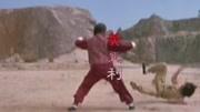 黃正利高質量動作片,飾演的滿清王爺,不但武藝高強而且心狠手辣