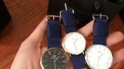 万汇频道 专柜正品 Daniel Wellington DW手表