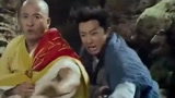 《大話西游3》:吳京演得唐僧真有吳京范,力大無窮扛巨牛!