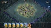 部落沖突:400哥布林挑戰100個野蠻人之王!上演強盜與國王的戰爭