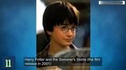 《哈利波特》電影特效與實拍對比,果然是人生如戲全靠演技啊!
