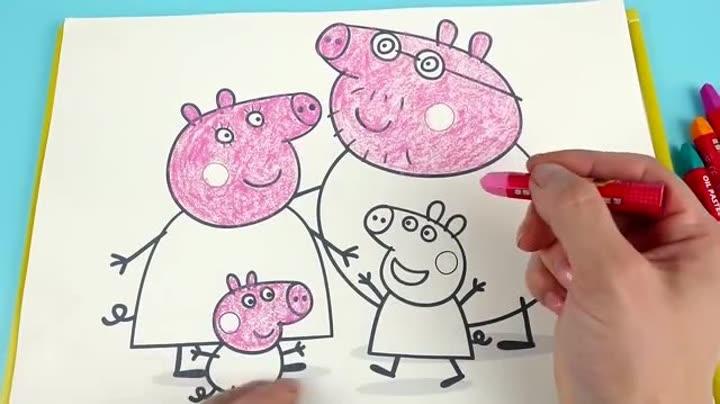 教小学生画画的视频