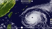 从卫星云图上看,双台风是如何完美让开中国的!这就是国运!
