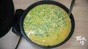 大白菜最适合做早餐饼,又香又软又筋道,我家冬季经常做着吃