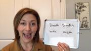 【美语发音】英语音标读音示范,纯正的美式发音,脸部口型展示,教你如何发出一口标准