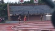 体育高考的长跑800米最考验毅力,平时的辛酸汗水在这一刻爆发