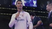 欧冠那些年丨效力皇马的C罗给球迷们带来的精彩瞬间!