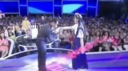 非誠勿擾:女嘉賓在現場跳舞,大秀身材,引全場觀眾歡呼