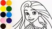 长发公主的头发,竟然有这么多秘密,怪不得女巫要偷走她!