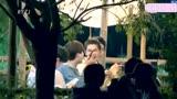 完美的餐廳拍攝花絮:農農、小賈、bro和尤寶互動太有趣了