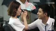 《你和我的傾城時光》花絮:金瀚幫趙麗穎化妝好甜蜜