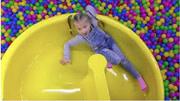 寶寶玩沙子的水果小模具兒童游樂園沙子玩具