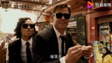 雷神新片《黑衣人外傳》首曝中文預告!和外星人打架帥呆了