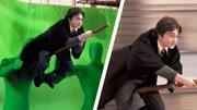 《哈利波特》的場景拍攝,真是不容易啊