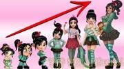 14位迪士尼公主互相吐槽,白雪公主年纪最小,爱莎女王原来是反派