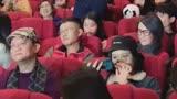 李晨低调现身《大人物,首映后悔错过出演机会。