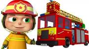 消防員救火氧氣瓶爆炸所有人都急了,不料新兵想到辦法救了所有人