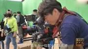 靳東拍攝《鬼吹燈》幕后花絮,這樣的靳東你見過嗎?太逗了