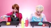 創意冰雪奇緣,各種顏色的冰雪女王艾莎,你覺得哪個顏色最美呢