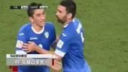经典回顾:15年亚洲杯面对乌兹别克,国足实现大逆转