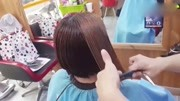 適合大媽年齡剪的露耳短發,這樣剪很顯年輕